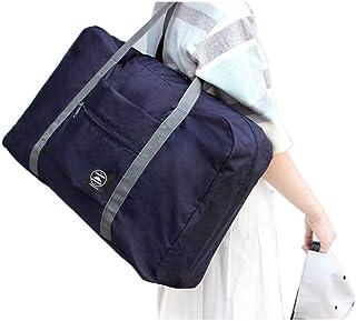 Loosnow Packable Travel Duffel Bag Foldable Waterproof Carry Storage Luggage Tote