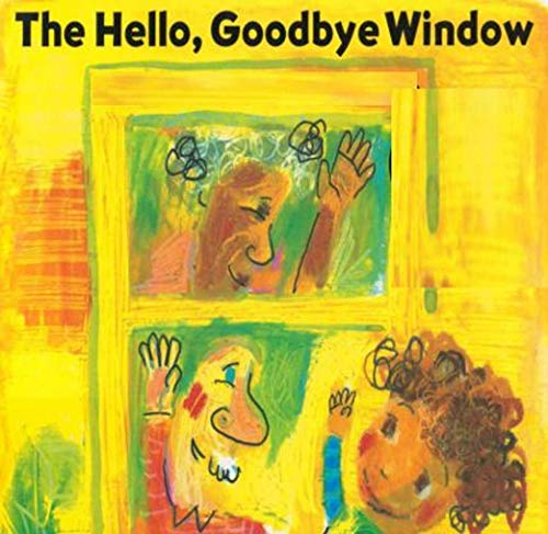 Caldecott Winne The Hello Goodbye Window 1: Recommended for classic children s picture books (English Edition)