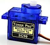 デジタル・マイクロサーボ SG90 (50個)