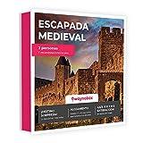 Caja Regalo - ¡Escapada Sorpresa Medieval de Dos días para Dos! - con hoteles y...