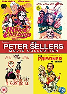 The Peter Sellers Movie Collection