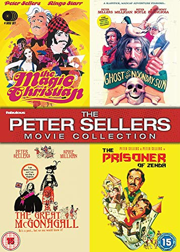 The Peter Sellers Collection [DVD] [UK Import]