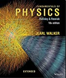 Fundamental of Physics: Halliday & Resnick