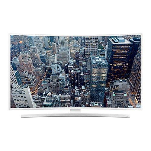 Samsung UE40JU6510S 40' 4K Ultra HD Smart TV WiFi Color Blanco - Televisor (4K Ultra HD, A, 16:9, 3840 x 2160, Mega Contrast, Color Blanco)