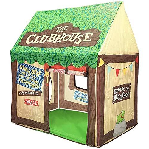 yaunli Niños juegan Tienda Portátil niños Tienda Infantil bebé Juguetes casa para niños Tiendas de campaña para niños Jugar Regalos de cumpleaños de Navidad Tienda portátil del Juego