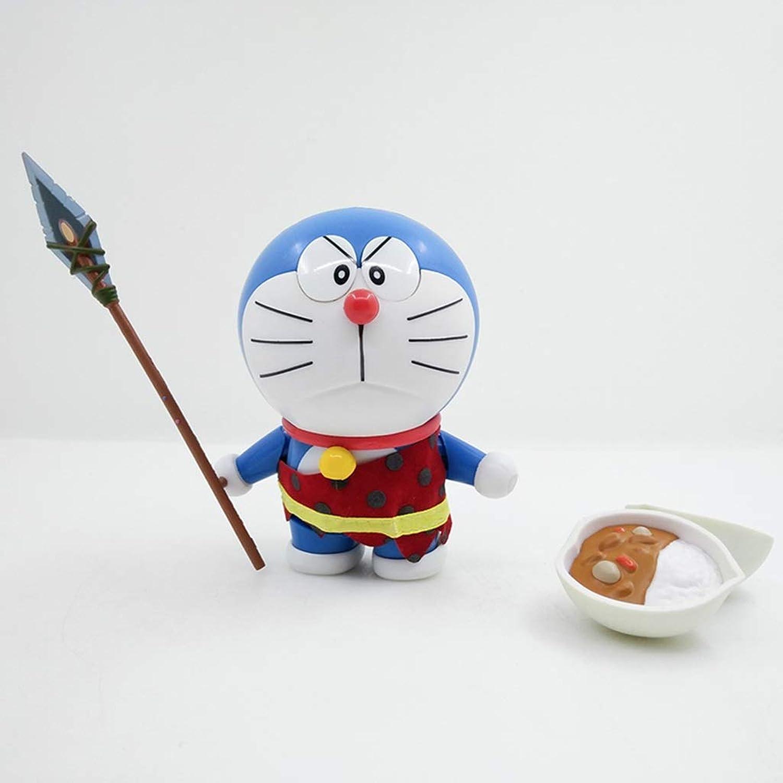 en linea Personaje de Juego de Dibujos Animados de de de Anime Doraemon Modelo Estatua Alto 10 cm Adorno de Juguete FKYGDQ  tienda en linea