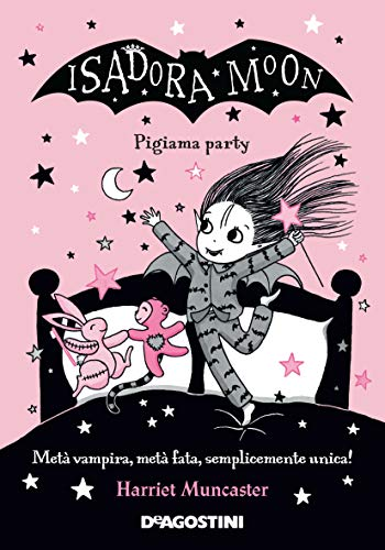Pigiama party. Isadora Moon