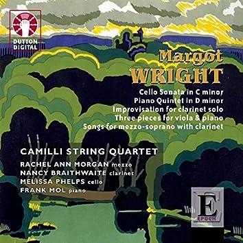 Piano Quintet & Cello Sonata