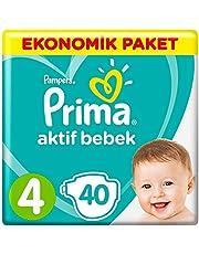Prima Bebek Bezi Aktif Bebek 4 Beden Maxi