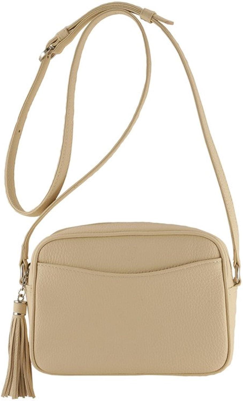 GION Mara Women Leather Shoulder Bag
