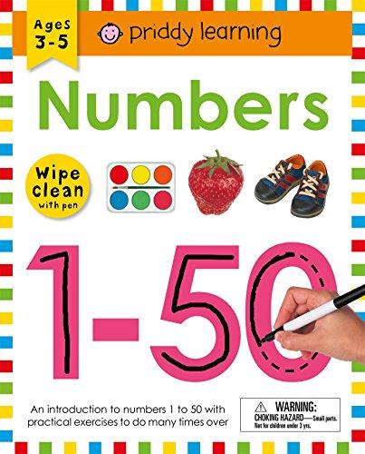 Best preschool workbooks number tracing for 2020
