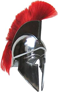 THORINSTRUMENTS (with device) Corinthian Helmet with Red Plume