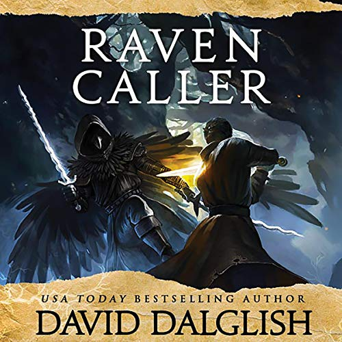 Ravencaller audiobook cover art
