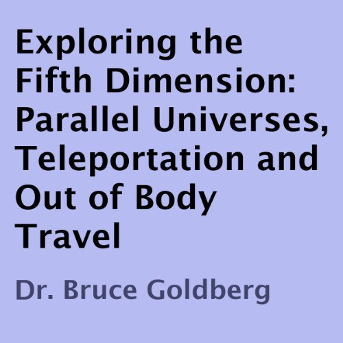 Exploring the Fifth Dimension audiobook cover art