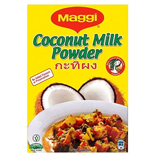 Maggi Mezcla De Polvo De Leche De Coco (150g) (Paquete de 2)