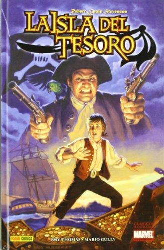 La Isla Del Tesoro De Stevenson (Clasicos Ilustrados Marvel)