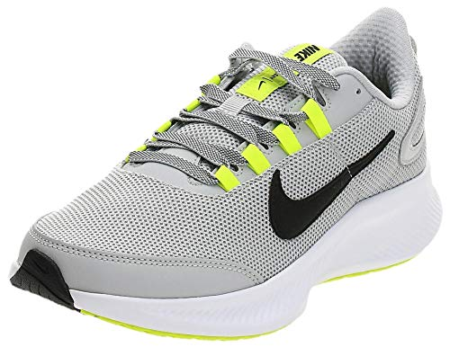Nike Runallday 2 Herren Running Trainers CD0223 Sneakers Schuhe (UK 7 US 8 EU 41, Grey Fog Black Volt White 007)