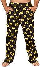 Wu Tang Clan Logo Yellow and Black Lounge Pants (Adult Medium)