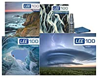 LEE Filters LEE100 82mm スペシャルエディション ビッグストッパーキット - LEE100ホルダー LEE100偏光フィルター 100mmビッグストッパー 82mm広角アダプター
