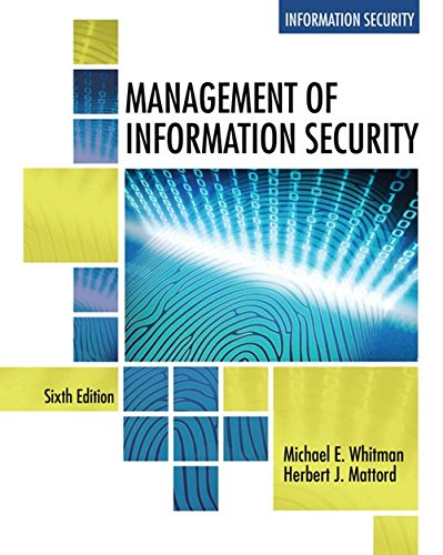 Download Management Of Information Security 