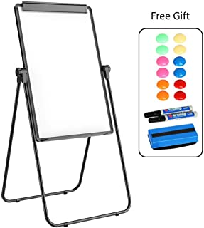 Yaheetech Double-Sided Easel Stand Magnetic U-Stand Whiteboard/Flipchart Easel, 24x36, Office, Posters & Painting