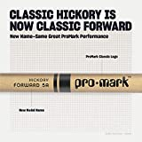 Immagine 1 promark tx5aw bacchette in hickory