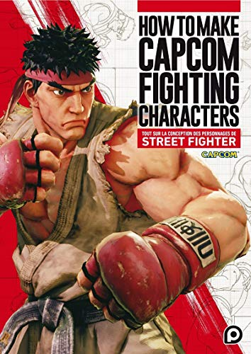 How to make CAPCOM fighting characters