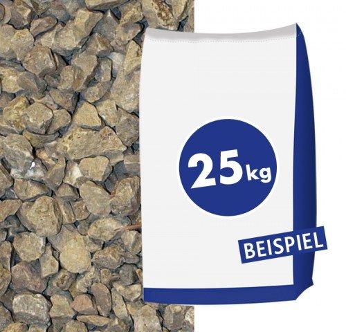 Kalksplitt Latte Macchiato 16-32 mm 25 kg