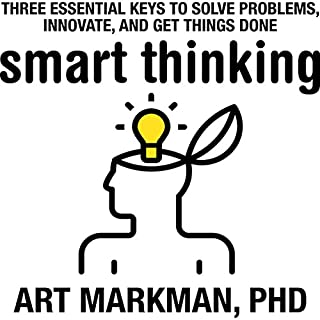 Smart Thinking audiobook cover art