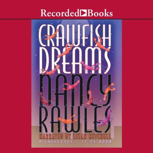 Crawfish Dreams audiobook cover art