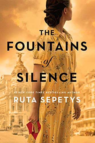 The Fountains of Silence by [Ruta Sepetys]