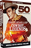Cowboy Legends: 50 Movie Megapack [DVD] [Import]