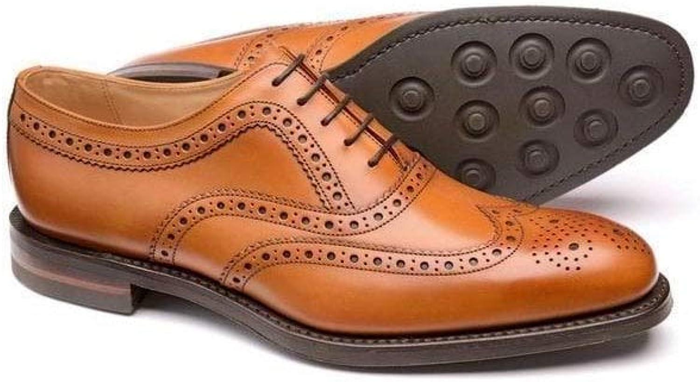 Loake Loake Loake Bovey läder Brogue skor  njut av 50% rabatt