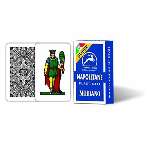 Modiano- Napoletane 97/31 Super, 300044