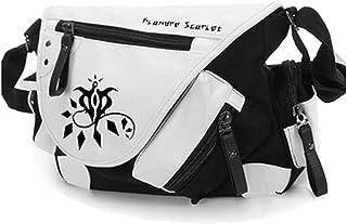 JOYCOS Touhou Project Remilia Scarlet Flandor Scarlet Bag, Messenger Bag, Shoulder Bag, A4 Size, High Practicality for Sch...