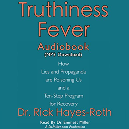 Truthiness Fever audiobook cover art
