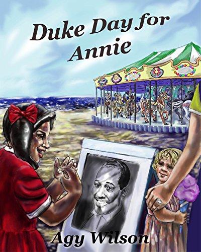 『Duke Day For Annie (English Edition)』のトップ画像