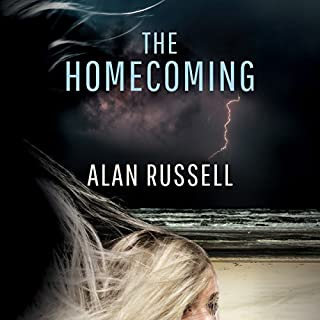 The Homecoming audiobook cover art