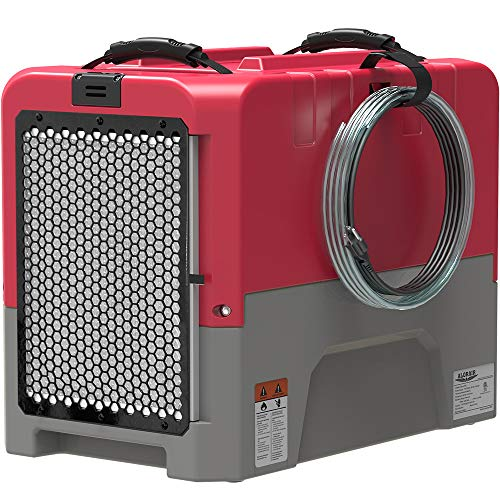ALORAIR LGR 85 Pint Commercial Dehumidifier with Pump, cETL Listed, 5 Years Warranty Memory Starting, for Damage Restoration, Crawlspace and Basement Drying