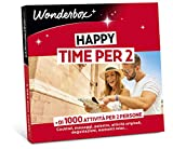 Wonderbox Cofanetto Regalo - Happy Time per 2 Persone