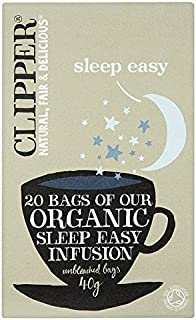 Clipper Organic Sleep Easy Infusion - 20 per pack