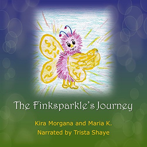 The Finksparkle's Journey cover art