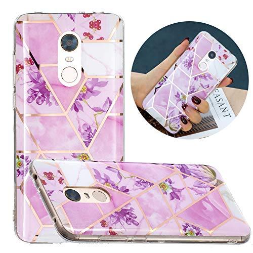 Hongjian Funda para for Xiaomi Redmi 5 Plus Phone TPU Soft Silicone Case Cover 5