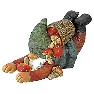 Design Toscano Garden Gnome Statue