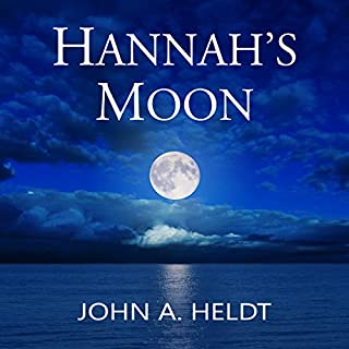 Hannah's Moon audiobook cover art