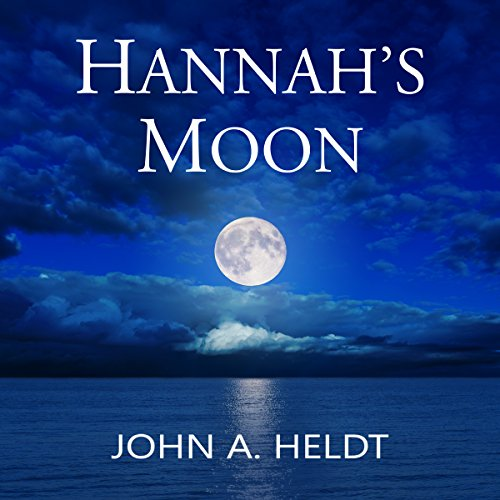 Hannah's Moon audiobook cover art