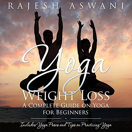Yoga Weight Loss audiobook cover art