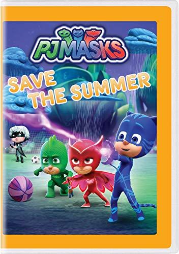 PJ Masks: Save the Summer [DVD]