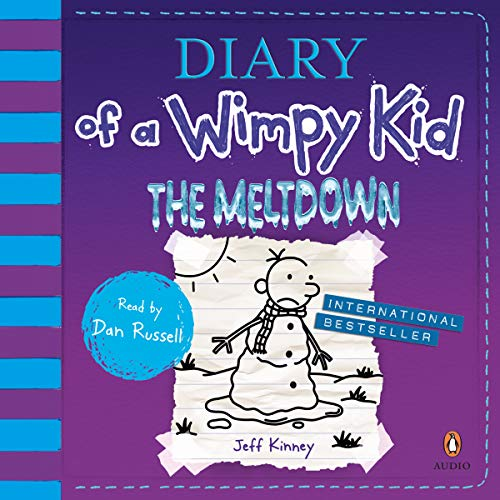 Listen To Audiobooks By Jeff Kinney Audiblecomau