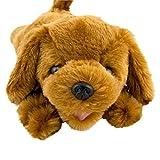 Imaginarium MY Funny Pets Caramel Perrito de Peluche con Sonidos de Color marrón
